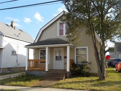 Cleveland Single Family Home For Sale: 4109 Clybourne Ave