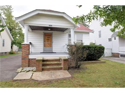Parma Single Family Home For Sale: 7907 Theota Ave