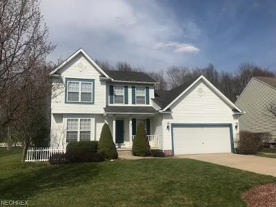 Girard Single Family Home For Sale: 6188 Klines Dr