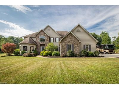 Summit County Single Family Home For Sale: 1834 Koons Rd