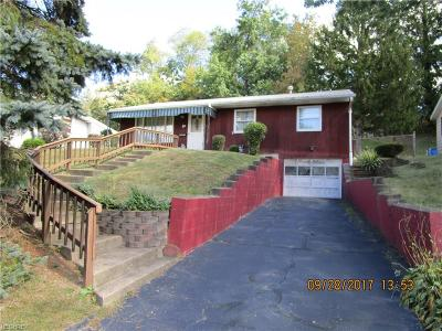 Guernsey County Single Family Home For Sale: 722 Avon Dr