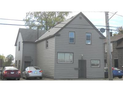 Cleveland Multi Family Home For Sale: 6909 Denison Ave