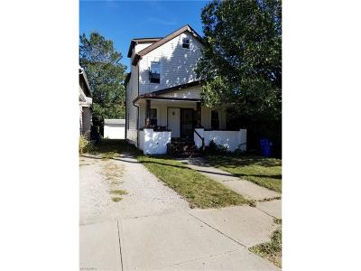 Cleveland Single Family Home For Sale: 3131 West 97th St