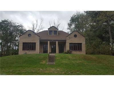 Muskingum County, Perry County, Guernsey County, Morgan County Single Family Home For Sale: 865 Friendship Dr