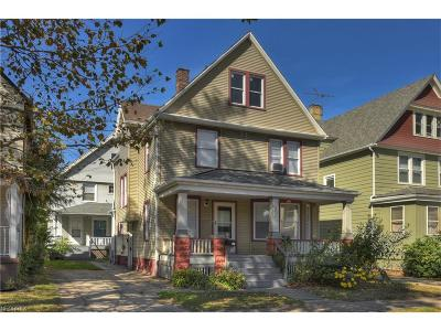 Cleveland Multi Family Home For Sale: 3054 West 12th St