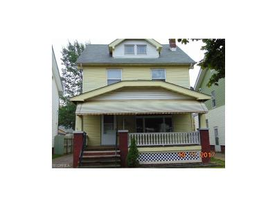 Cleveland Single Family Home For Sale: 3499 West 122nd St