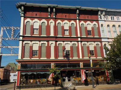 Zanesville Commercial For Sale: 621 Main St