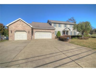 Poland Single Family Home For Sale: 2374 Walker Mill Rd