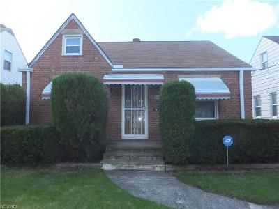 Cleveland Single Family Home For Sale: 3624 West 114th St
