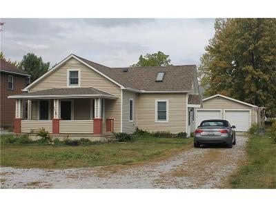 North Ridgeville Single Family Home For Sale: 32080 Cook Rd