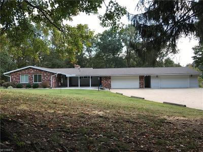 Belpre Single Family Home For Sale: 920 St Rt 339