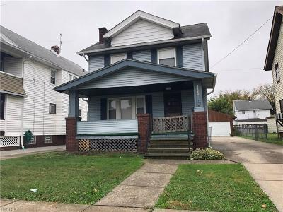 Cleveland Single Family Home For Sale: 11517 Governor Ave