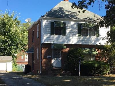 Cleveland Single Family Home For Sale: 16010 Delrey Ave