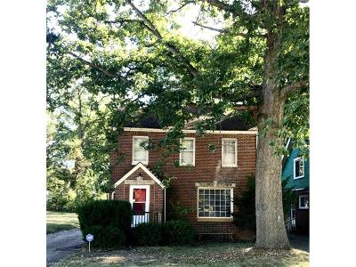 Youngstown Single Family Home For Sale: 181 East Auburndale Ave