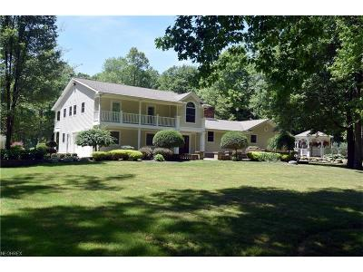 Ravenna Single Family Home For Sale: 8925 Cooley Rd
