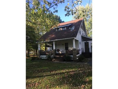 Mineral Ridge Single Family Home For Sale: 923 Webb Rd