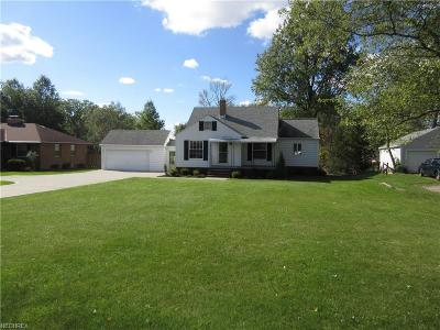 North Royalton Single Family Home For Sale: 12062 Ridge Rd