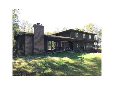 Ravenna Single Family Home For Sale: 6464 Newton Falls Rd