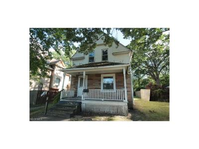 Warren Single Family Home For Sale: 470 Belmont Ave Northeast