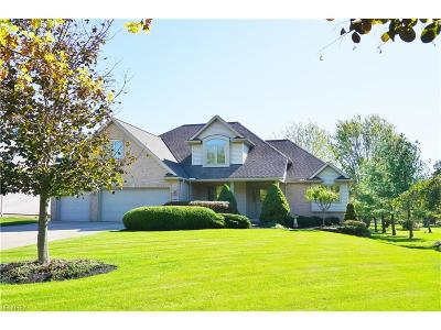 Strongsville OH Single Family Home For Sale: $339,900