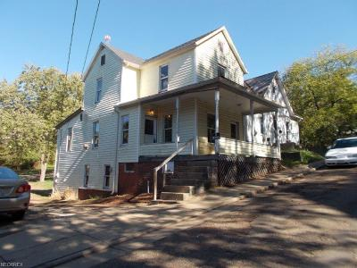 Marietta OH Single Family Home For Sale: $55,000