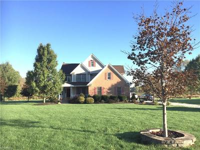 Ravenna Single Family Home For Sale: 2417 Tamarack Trl