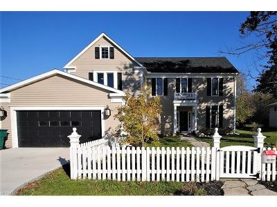 Chagrin Falls Single Family Home For Sale: 5137 Chillicothe Rd