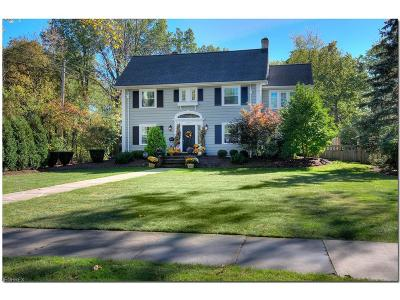 Cleveland Heights Single Family Home For Sale: 2736 Berkshire Rd