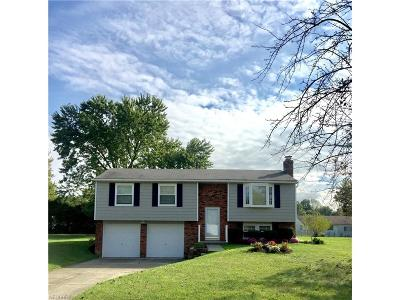 Strongsville OH Single Family Home For Sale: $159,900