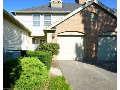 Westlake Condo/Townhouse For Sale: 3142 Village Green Dr