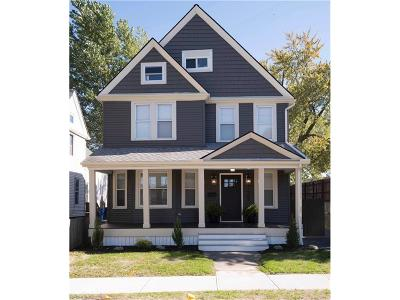 Cleveland Single Family Home For Sale: 1365 West 76th St