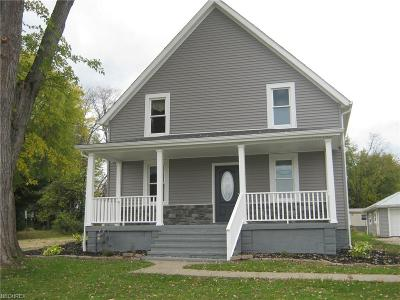 Single Family Home For Sale: 19 Montague Ave