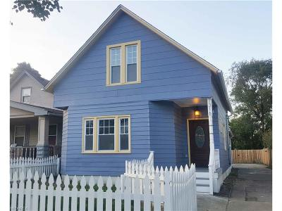 Single Family Home For Sale: 7316 Colgate Ave