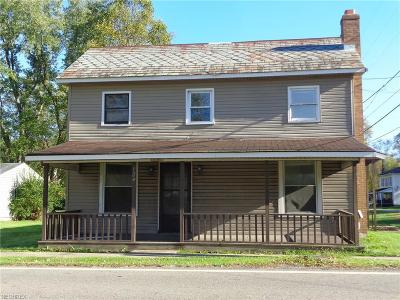 Single Family Home For Sale: 124 Sherrod Ave