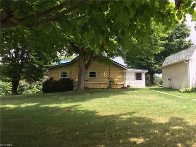 Single Family Home For Sale: 3980 Lightner Ridge Rd