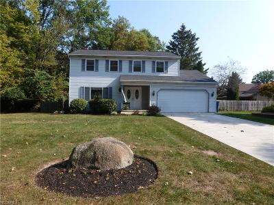 North Olmsted Single Family Home For Sale: 5991 Wild Oak Dr