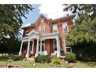 Morgan County Single Family Home For Sale: 70 West School Ave
