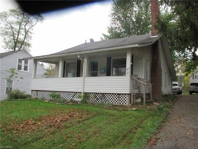 Chardon Single Family Home For Sale: 306 North Hambden St