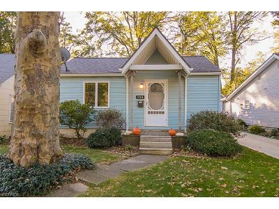 Avon Lake Single Family Home For Sale: 206 Sunset Rd