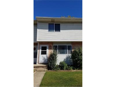 Painesville OH Condo/Townhouse For Sale: $56,900