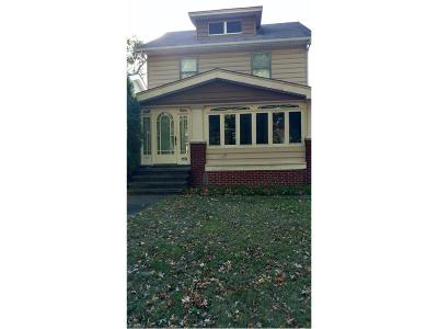 Cleveland Single Family Home For Sale: 3456 West 132nd St