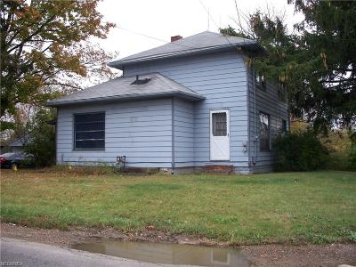 Hinckley Single Family Home For Sale: 1385 Stony Hill Rd