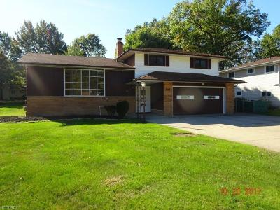 Seven Hills Single Family Home For Sale: 838 East Dartmoor Ave