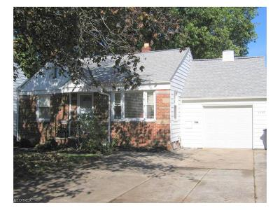 Lyndhurst Single Family Home For Sale: 4863 Anderson Rd