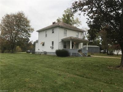 Muskingum County Multi Family Home For Sale: 100 Willis Dr