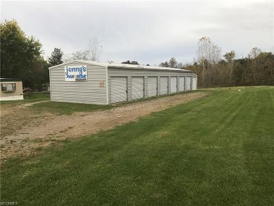 Zanesville Commercial For Sale: 100 Willis Dr