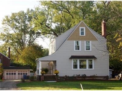 Single Family Home For Sale: 26153 Bagley Rd.