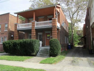Cleveland Multi Family Home For Sale: 1463 West 112th St
