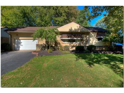 Middleburg Heights Single Family Home For Sale: 6800 Big Creek