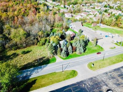 Brunswick Residential Lots & Land For Sale: 834 Pearl Rd